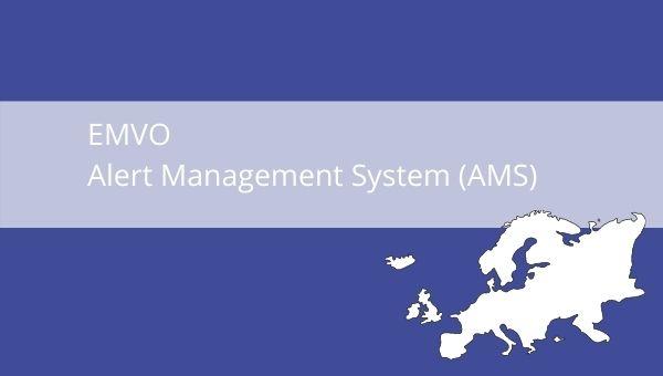 AMS EMVO Alert Management