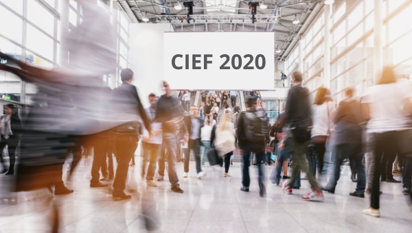 tracekey had a virtual booth at the CIEF 2020