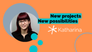 The fantastic projects of our student trainees: Katharina