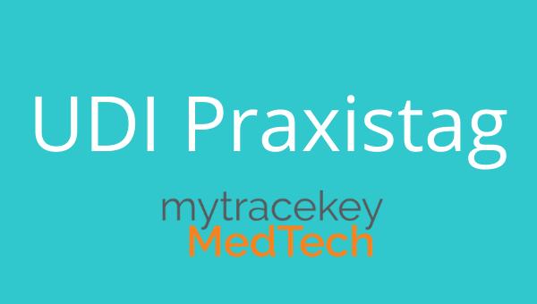 GS1 Solution Partner tracekey, UDI Praxistag MDR