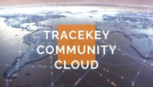 tracekey community cloud plus connected world