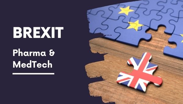 What impact has the Brexit on the Pharma and MedTech Industry?