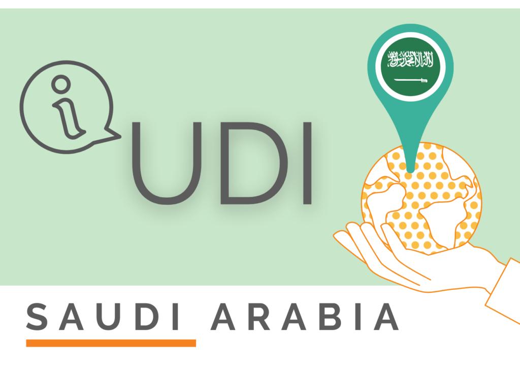 UDI Regulation in Saudi Arabia